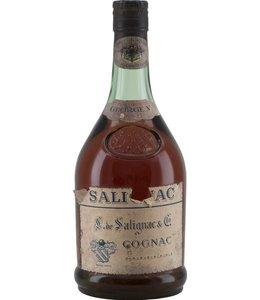 Salignac & Co L.de Cognac 1960's Salignac