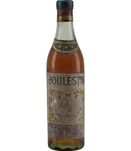 Boulestin Cognac 1920's Boulestin Three Star