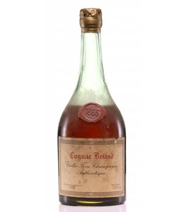 Georges  Briand Cognac 1865 Georges  Briand