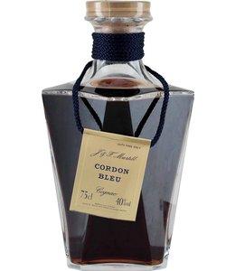 Martell Cognac Martell Cordon Bleu Carafe Baccarat