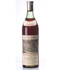 Cockburn Cognac 1900 Cockburn & Co