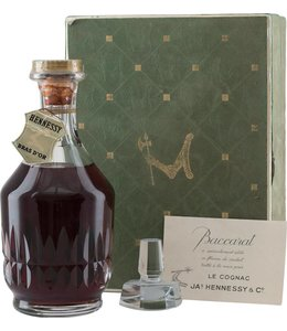 Hennessy Cognac Hennessy Bras D'Or Baccarat Crystal Carafe