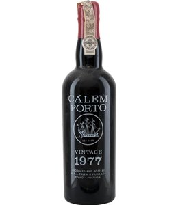 Cálem & Filho A.A. Port 1977 Calem