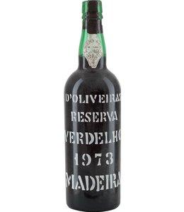 D'Oliveiras Madeira 1973 D'Oliveiras Verdelho Reserva