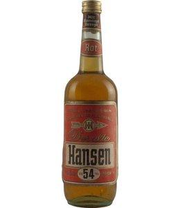 Hansen Rum Hansen 1960s