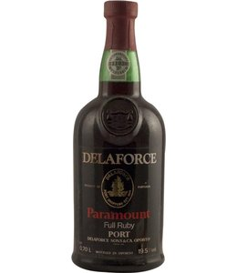 Delaforce Sons & Co Port Delaforce Paramount