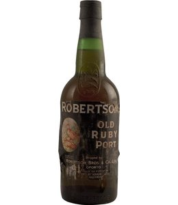 Robertson's Port NV Robertson's Ruby