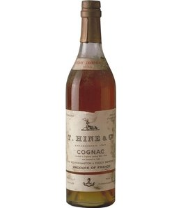 Hine & Co T. Cognac 1935 Hine Grand Champagne Connaught Hotel