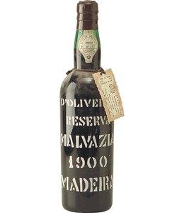 D'Oliveiras Madeira 1900 D'Oliveiras Malvasia