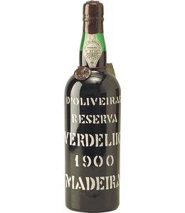 D'Oliveiras Madeira 1900 D'Oliveiras Verdelho