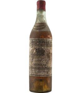 Crosnier & Co Cognac 1940s Crosnier Petit Champagne