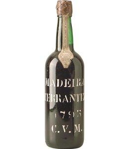 Companhia Vinicola da Madeira Madeira 1795 Companhia Vinicola da Madeira Stencilled