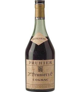 Prunier & Co J. Cognac 1940 Prunier Patriarche  50 Year Old