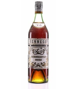 Hennessy Cognac Hennessy VO 1940s