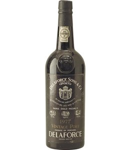 Delaforce Sons & Co Port 1977 Delaforce Sons & Co
