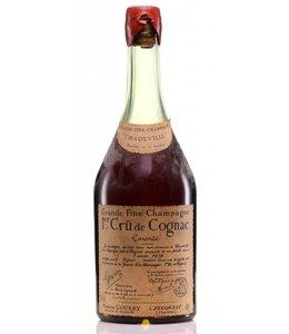 Gourry Cognac 1940s Gourry de Chadeville Grande Fine Champagne