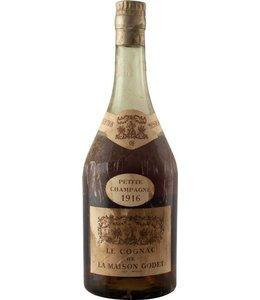Godet Cognac 1916 Godet Petite Champagne