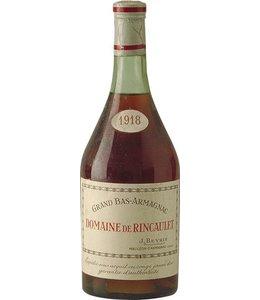 Domaine de Rincaulet Armagnac 1918 Domaine de Rincaulet