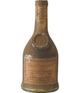 Bisquit Dubouché & Co Cognac Bisquit Dubouché Grande Fine Champagne Très Vieille 1930s