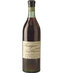 Saint Christeau Armagnac 1830 Saint Christeau