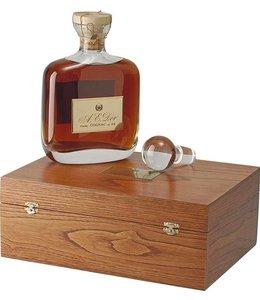 A.E. DOR Cognac A.E. DOR Vieille Crystal flask OWC