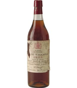 Berry Brothers & Rudd Cognac 1926 Grande Champagne Berry Bros