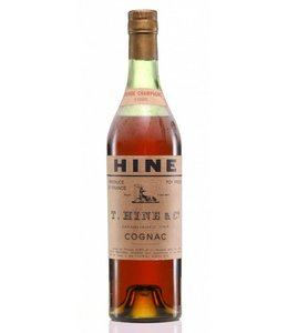 Hine & Co T. Cognac 1928 Hine Grand Champagne Jarnac aged
