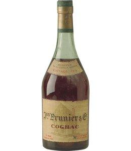 Prunier & Co J. Cognac 1916 Prunier & Co J.