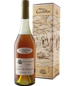Pinet Castillon & Co Cognac 1949 Pinet Castillon & Co