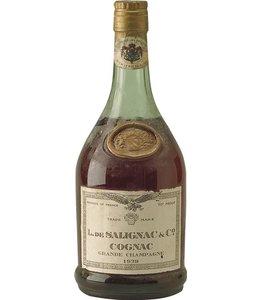 Salignac & Co L.de Cognac 1929 de Salignac & Co L.