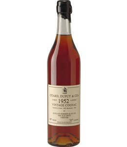 Otard Dupuy & Co Cognac 1952 Otard Dupuy & Co