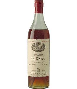Otard Dupuy & Co Cognac 1937 Otard Dupuy & Co