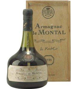 De Montal Armagnac 1939 De Montal