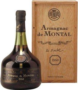 De Montal Armagnac 1960 De Montal