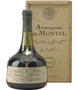 De Montal Armagnac 1943 De Montal