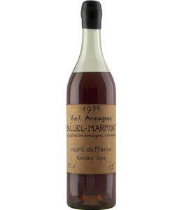 Paluel-Marmont Armagnac 1934 Paluel-Marmont