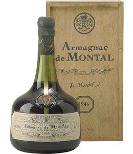 De Montal Armagnac 1946 De Montal
