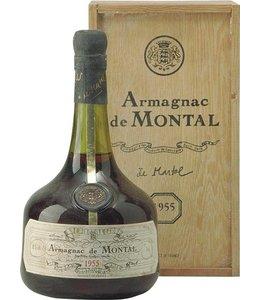 De Montal Armagnac 1955 De Montal