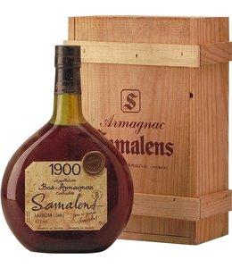Samalens Armagnac 1900 Samalens