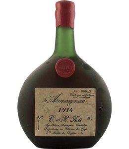 Ferté G. & H. Armagnac 1914 Ferté G. & H.
