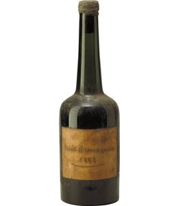 Brossault & Cie Armagnac 1893 Broussault & Cie