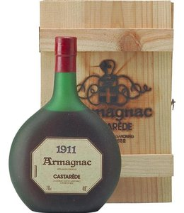 Castarède Armagnac 1911 Castarède