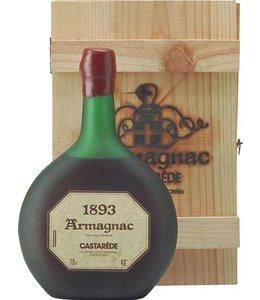 Castarède Armagnac 1893 Castarède
