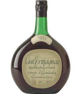 Goudoulin Veuve J. Armagnac 1942 Goudoulin Veuve J.