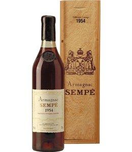 Sempé Armagnac 1954 Sempé