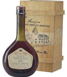 Ferte de Partenay Armagnac 1903 Ferte de Partenay