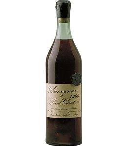 Saint Christeau Armagnac 1900 Saint Christeau