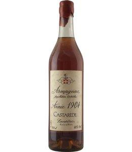 Castarède Armagnac 1904 Castarède
