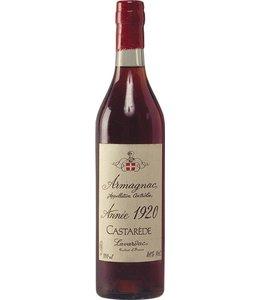 Castarède Armagnac 1920 Castarède