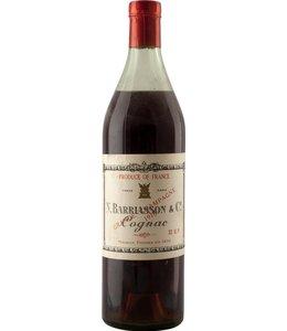 N. Barriasson & Co Cognac 1918 N. Barriasson & Co Grande Champagne